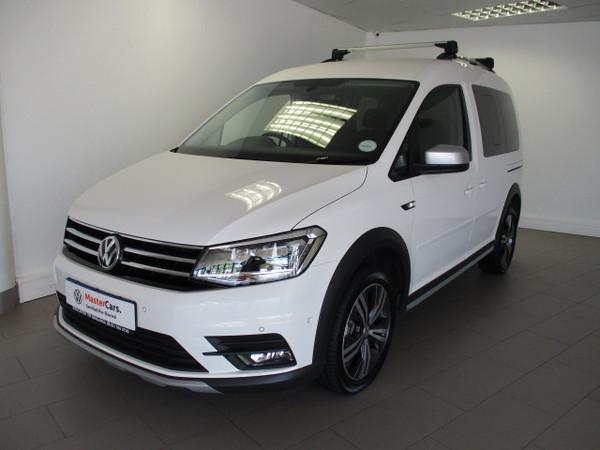 2020 Volkswagen Caddy Alltrack 2.0 TDI Kwazulu Natal Umhlanga Rocks_0