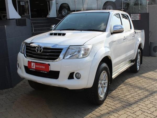 2014 Toyota Hilux 3.0d-4d Raider Rb At Pu Dc  Gauteng Johannesburg_0