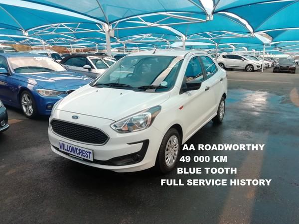 2019 Ford Figo 1.5Ti VCT Ambiente Gauteng Randburg_0
