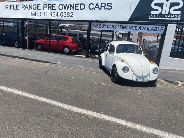 1974 Volkswagen Beetle 1600l  Di  Gauteng Rosettenville_0