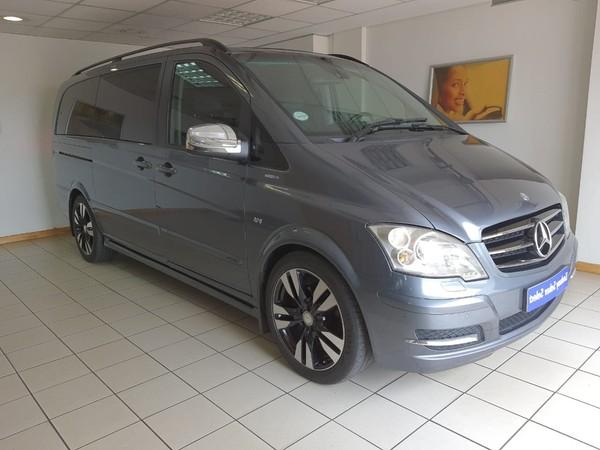 2014 Mercedes-Benz Viano 3.0 Cdi Avantgarde  Gauteng Four Ways_0