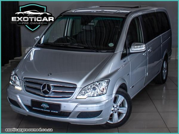 2011 Mercedes-Benz Viano 3.0 Cdi Ambiente At  Gauteng Benoni_0