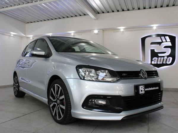 2017 Volkswagen Polo GP 1.0 TSI R-LINE DSG Western Cape Cape Town_0