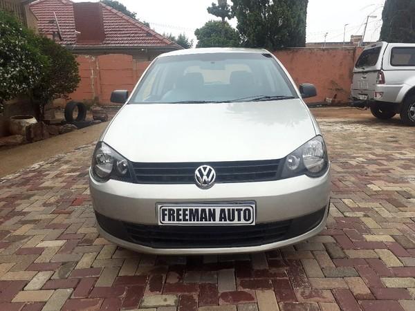 2011 Volkswagen Polo 1.4 Trendline  Gauteng Bramley_0