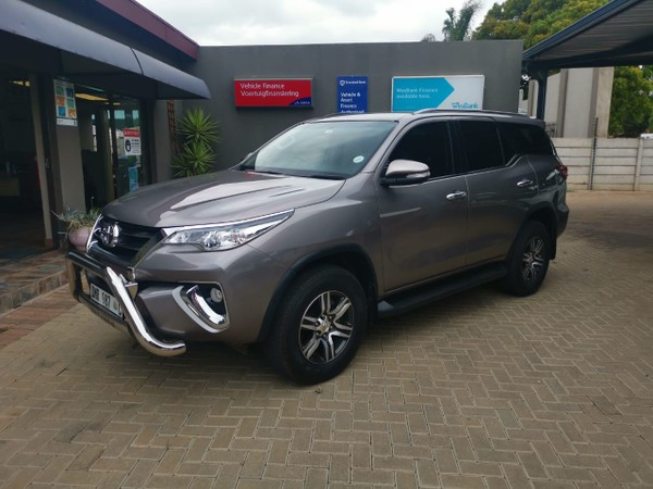 2016 Toyota Fortuner 2.4GD-6 RB Limpopo Polokwane_0