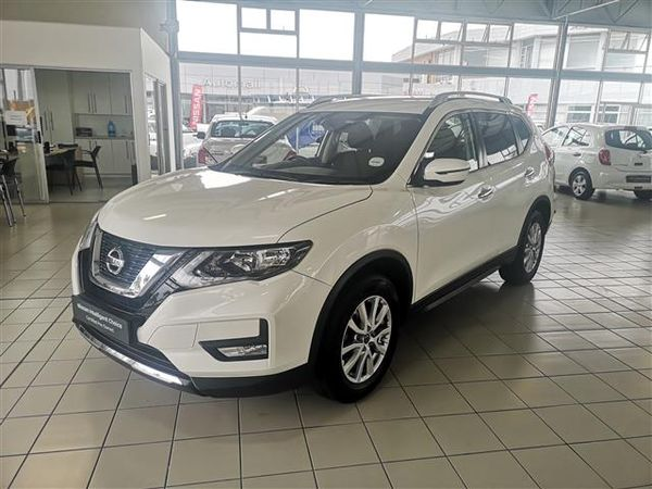 2018 Nissan X-Trail 2.5 Acenta PLUS 4X4 CVT 7S Eastern Cape East London_0