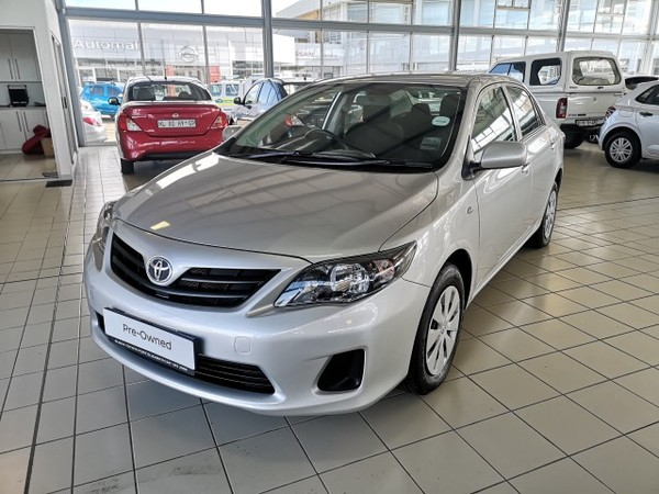 2019 Toyota Corolla Quest 1.6 Auto Eastern Cape East London_0