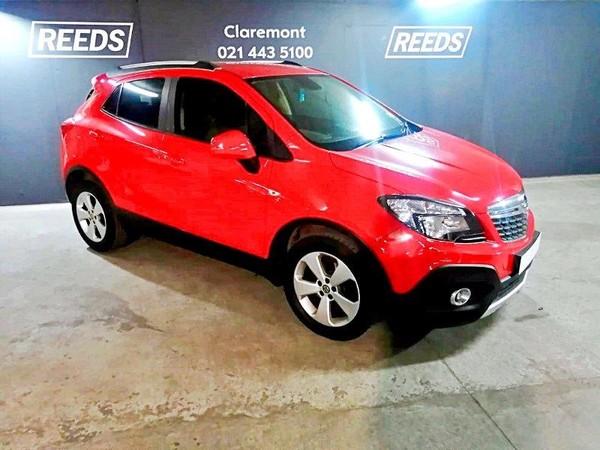 2015 Opel Mokka 1.4T Enjoy Western Cape Claremont_0