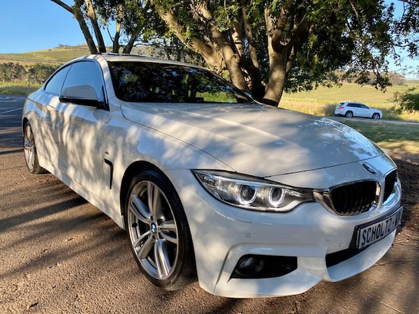 2014 BMW 4 Series 435i Coupe M Sport Auto Western Cape Goodwood_0