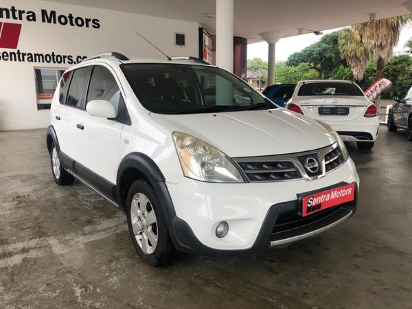 2014 Nissan Livina 1.6 Acenta X-gear  Free State Bloemfontein_0