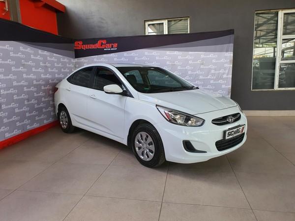 2018 Hyundai Accent 1.6 Gl  Gauteng Pretoria_0