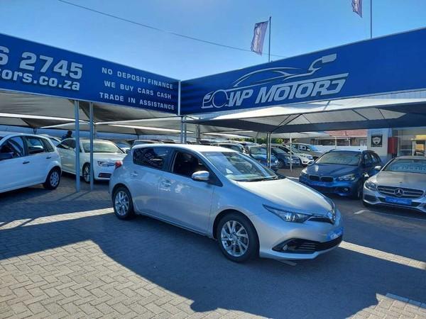 2017 Toyota Auris 1.6 XS Western Cape Bellville_0