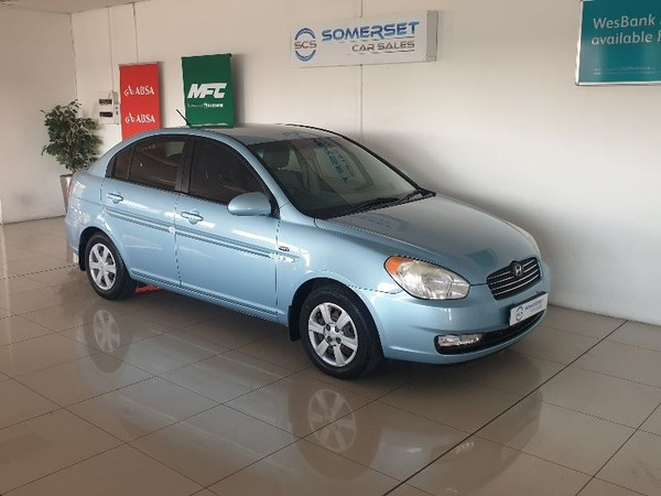 2007 Hyundai Accent 1.6 Gls  Western Cape Strand_0