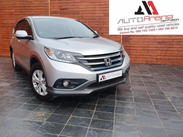 2013 Honda CR-V 2.0 Comfort Auto Gauteng Centurion_0