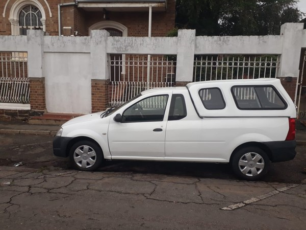 2012 Nissan NP200 1.6 S dual Airbags Pu Sc  Gauteng Johannesburg_0