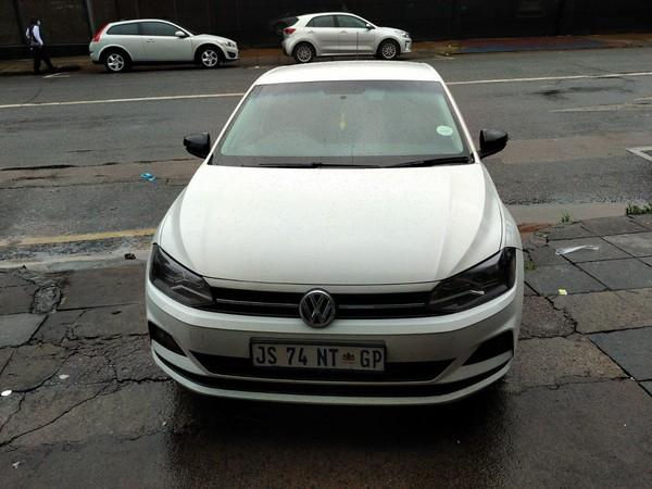 2018 Volkswagen Polo 1.0 TSI Comfortline Gauteng Pretoria_0