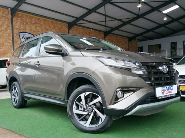 2020 Toyota Rush 1.5 Auto Kwazulu Natal Pietermaritzburg_0