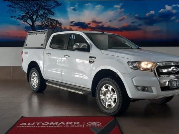 2017 Ford Ranger 3.2TDCi XLT 4X4 Double Cab Bakkie Limpopo Naboomspruit_0