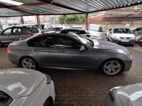 2012 BMW 5 Series 520i At M-sport f10  Gauteng Jeppestown_0