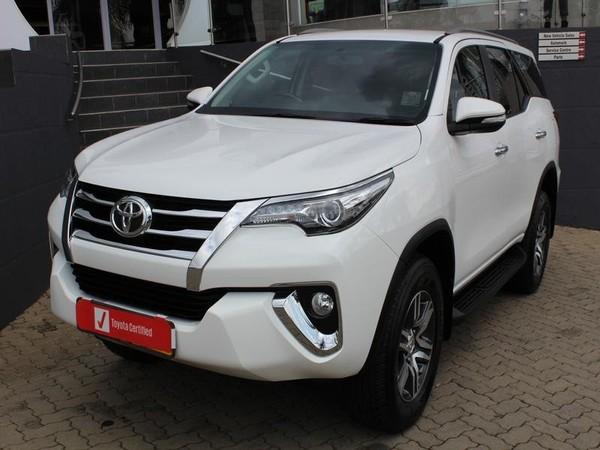 2016 Toyota Fortuner 2.8GD-6 RB Gauteng Johannesburg_0
