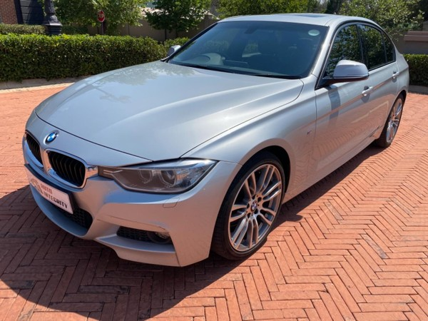 2015 BMW 3 Series 328i M Sport Line At  f30  Gauteng Pretoria_0