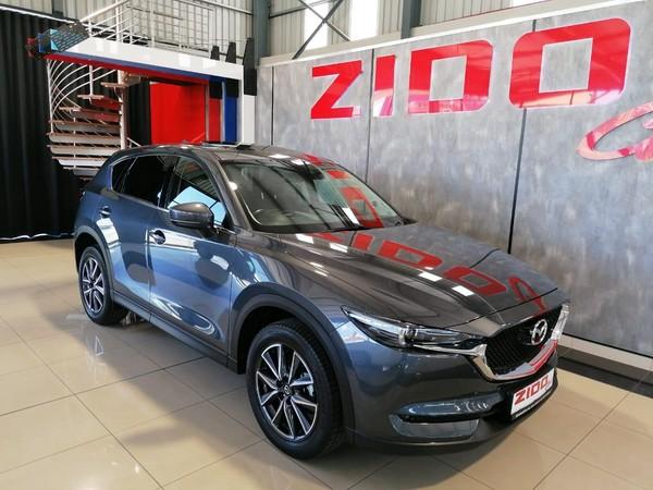 2018 Mazda CX-5 2.5 Individual Auto AWD Gauteng Kempton Park_0