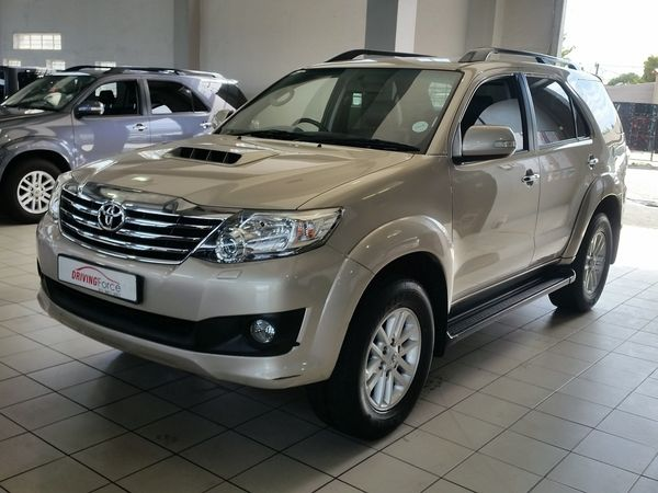 2014 Toyota Fortuner 3.0d-4d Rb At  Western Cape Wynberg_0
