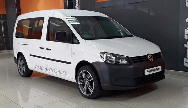 2015 Volkswagen Caddy Maxi 2.0tdi 81kw Trnd Lne  Kwazulu Natal Pietermaritzburg_0