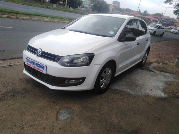 2012 Volkswagen Polo 1.4 Comfortline  Gauteng Kempton Park_0