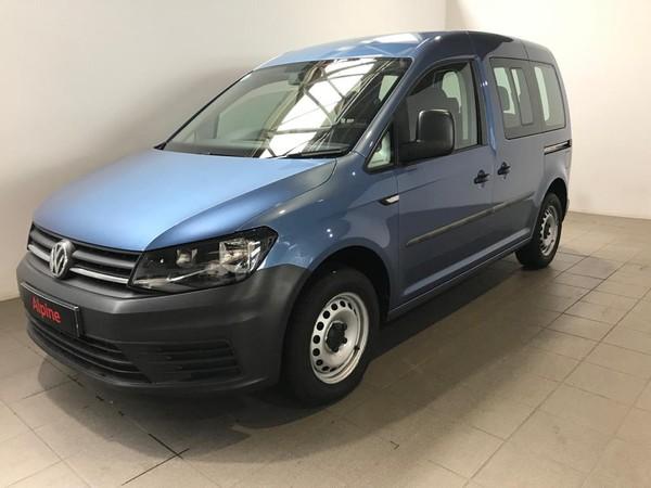 2019 Volkswagen Caddy Crewbus 2.0 TDI Kwazulu Natal Pinetown_0