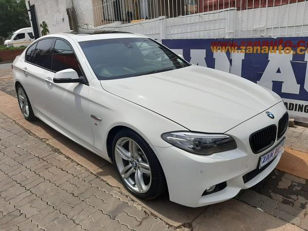 2017 BMW 5 Series 528i Auto M Sport Gauteng Bramley_0