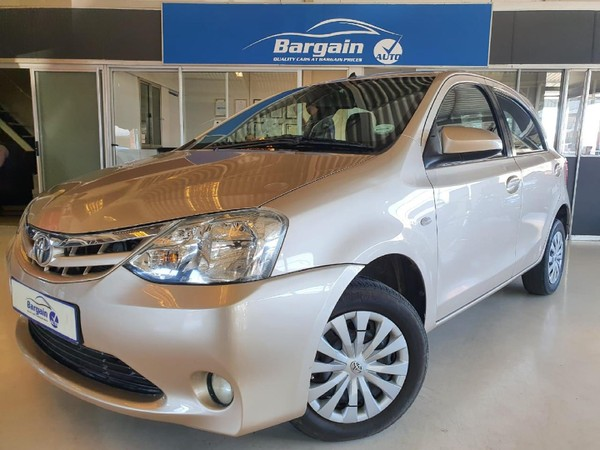 2016 Toyota Etios 1.5 Xs 5dr  Western Cape Goodwood_0