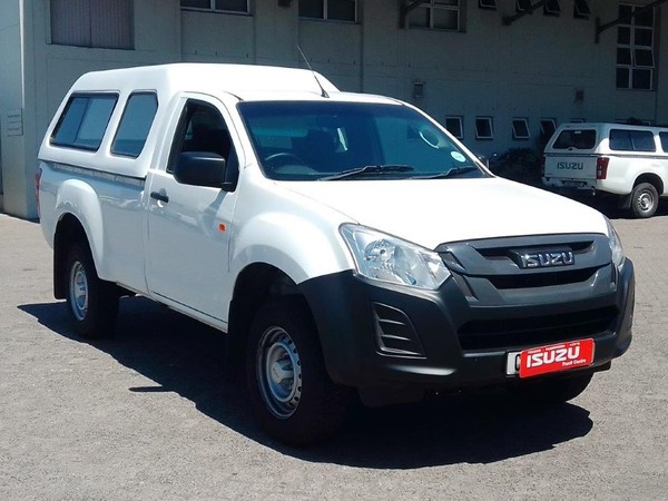 2020 Isuzu D-MAX 250C Fleetside Single Cab Bakkie Western Cape Cape Town_0