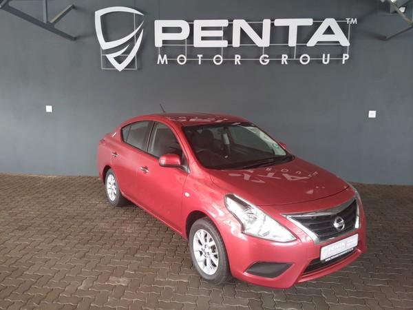 2017 Nissan Almera 1.5 Acenta Auto Limpopo Mokopane_0