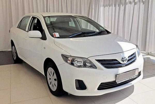 2018 Toyota Corolla Quest 1.6 Auto Kwazulu Natal Amanzimtoti_0