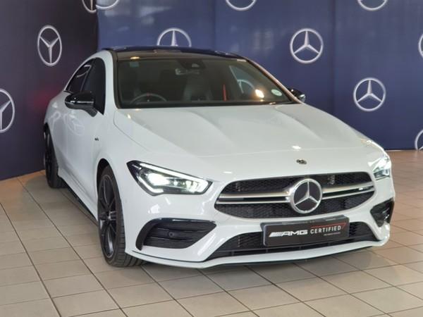 2020 Mercedes-Benz A-Class AMG CLA35 4MATIC Gauteng Sandton_0