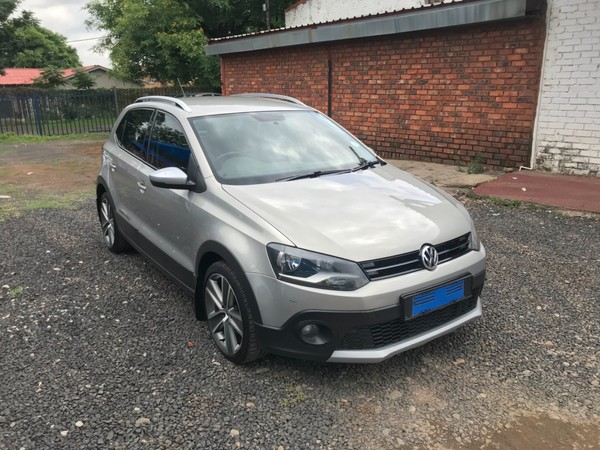 2012 Volkswagen Polo 1.6 Tdi Cross  North West Province Hartbeespoort_0