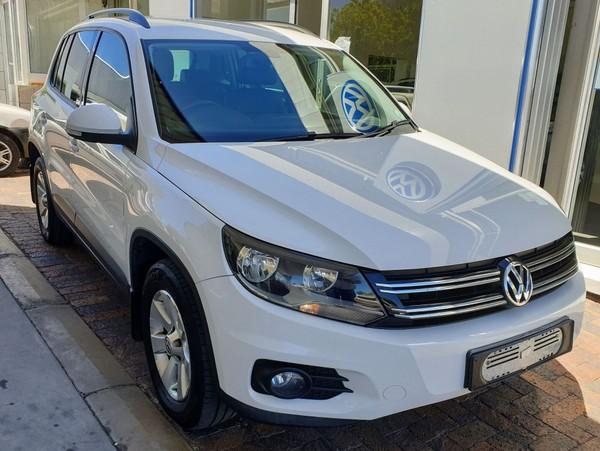 2012 Volkswagen Tiguan 2.0 Tdi Trk-fld 4mot Tip  Western Cape Oudtshoorn_0