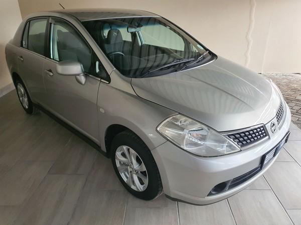 2012 Nissan Tiida 1.6 Visia  MT Sedan Free State Bloemfontein_0