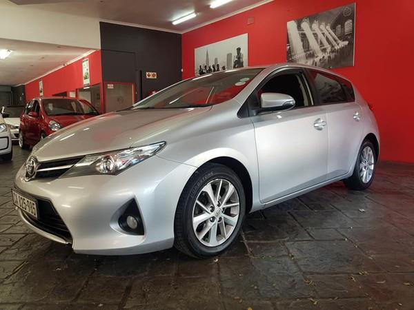 2014 Toyota Auris 1.6 Xs  Western Cape Parow_0