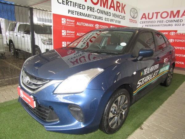 2020 Toyota Starlet 1.4 Xs Auto Kwazulu Natal Pietermaritzburg_0