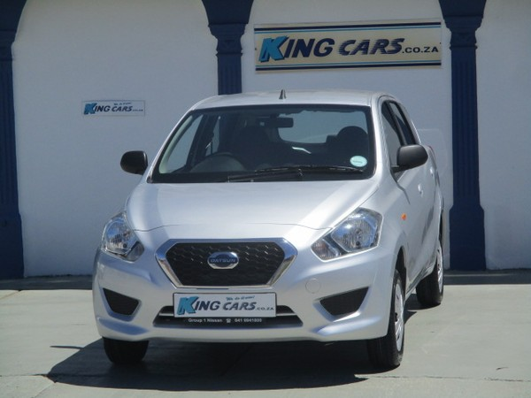 2018 Datsun Go  1.2 MID 7-Seater Eastern Cape Port Elizabeth_0