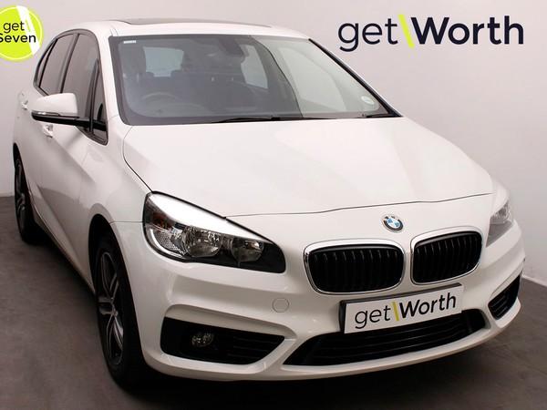 2016 BMW 2 Series 220d Sport Line Active Tourer Auto Western Cape Milnerton_0