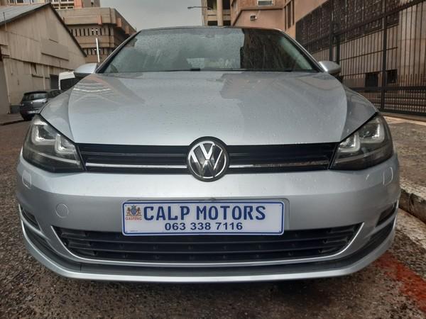2015 Volkswagen Golf Vii 1.4 Tsi Comfortline Dsg  Gauteng Marshalltown_0