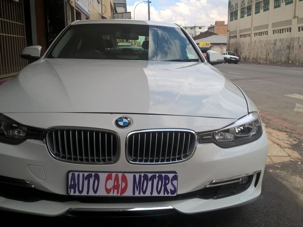 2012 BMW 3 Series 320i At e90  Gauteng Johannesburg_0