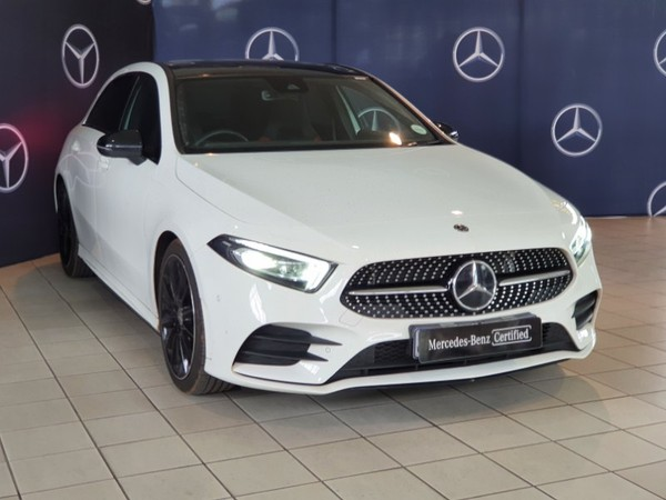 2020 Mercedes-Benz A-Class A 200 Auto Gauteng Bedfordview_0