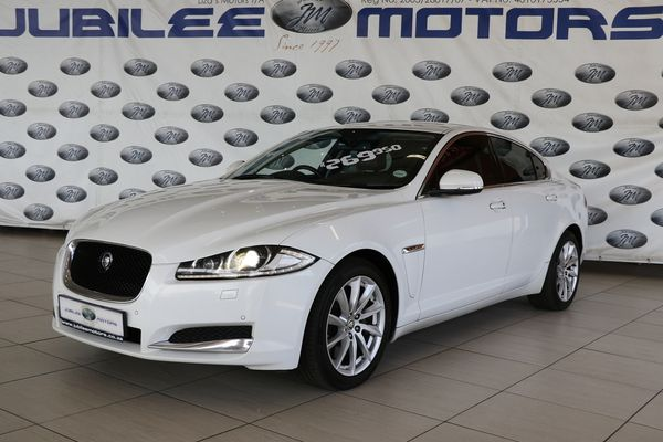 2012 Jaguar XF 3.0d S Premium Luxury  Gauteng Springs_0