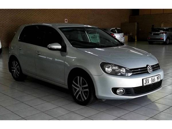 2011 Volkswagen Golf Vi 1.6 Tdi Comfortline Dsg  Mpumalanga Secunda_0