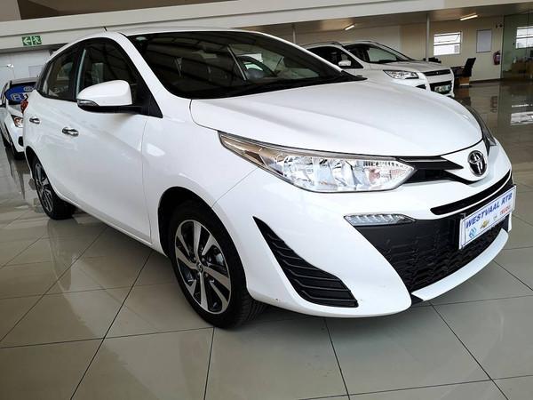 2018 Toyota Yaris 1.5 Xs CVT 5-Door North West Province Rustenburg_0