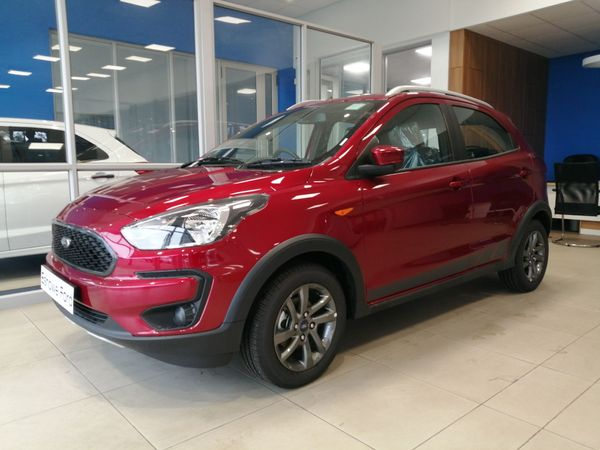 2021 Ford Figo Freestyle Kwazulu Natal Eshowe_0